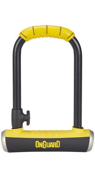Onguard Brute STD 8001 Cykellås 115x202 mm Ø16,8 mm svart